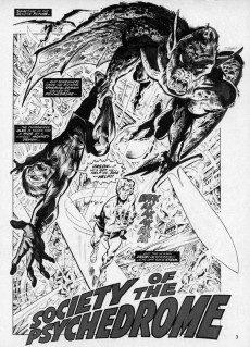 Extrait de Planet of the Apes (Marvel comics - 1974) -20- War for a lost world