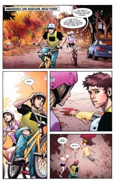 Extrait de X-Men - La Résurrection du Phénix