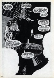 Extrait de Planet of the Apes (Marvel comics - 1974) -23- No escape for mankind