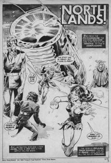 Extrait de Planet of the Apes (Marvel comics - 1974) -26-
