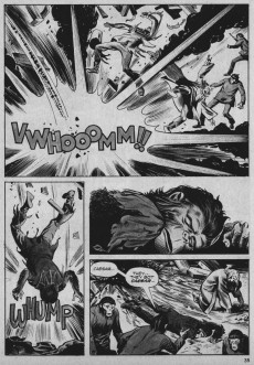 Extrait de Planet of the Apes (Marvel comics - 1974) -27-