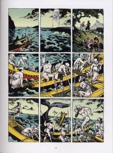 Extrait de Les contes du 7ème souffle -3- Ayatsuri