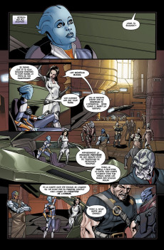 Extrait de Mass Effect - Rédemption