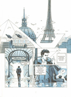 Extrait de Paris 2119 - Tome TL