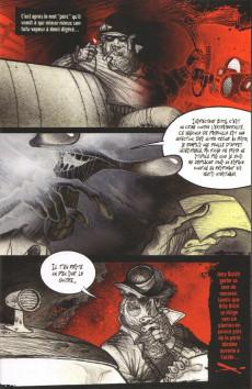 Extrait de Anita Bomba -Comics3- Tofu vapeur, trauma crânien