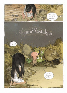 Extrait de Futura Nostalgia -3- Volume 3