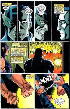 Extrait de Thunderbolts Vol.1 (Marvel Comics - 1997) -23- Public relations