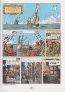 Extrait de Cori le Moussaillon -3a1987- L'invincible Armada 2 - Le Dragon des Mers