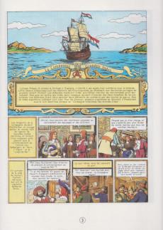 Extrait de Cori le Moussaillon -14a1987- Cap sur l'or
