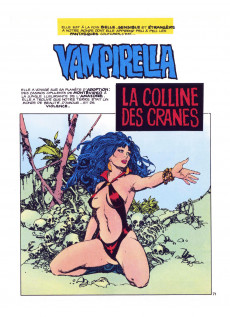 Extrait de Vampirella (Triton) -0- Vampirella