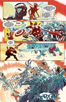 Extrait de Avengers (Marvel now!) (2018) -1- Guerre totale