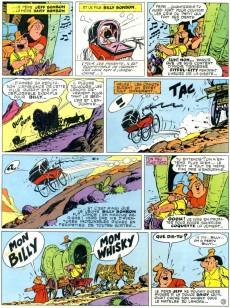 Extrait de Billy Bonbon -1- Billy Bonbon à Fitful-City