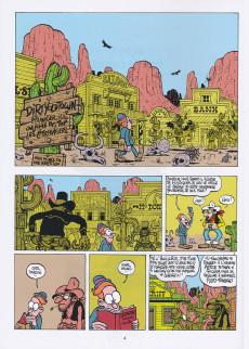 Extrait de Walter Appleduck -1- Cow-boy stagiaire