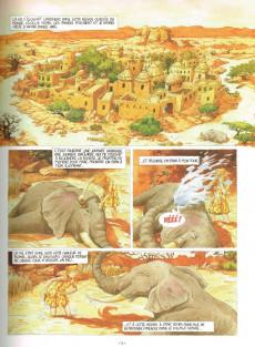 Extrait de Nuage -3TL- Au pays des hommes-léopards