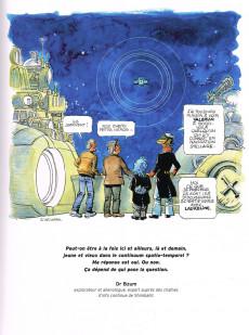 Extrait de Valérian -HS5-2- L'avenir est avancé - Volume 2