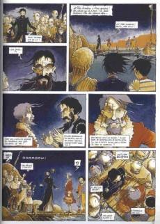 Extrait de Les démons de Marie -1- L'Expérience du professeur Mesmer