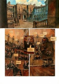 Extrait de Algernon Woodcock -3- Sept Cœurs d'Arran - première partie