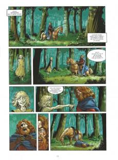Extrait de L'histoire secrète -3a2006- Le Graal de Montségur