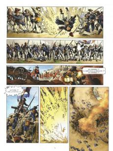 Extrait de L'histoire secrète -6a2007- L'aigle et le Sphinx