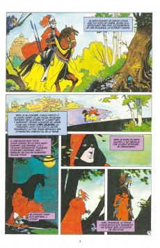 Extrait de Les chroniques de Corum -1- Le chevalier des épées