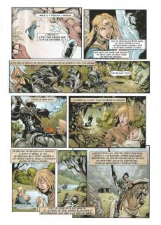 Extrait de Légendes de la Table Ronde -1a2005- Premières Prouesses