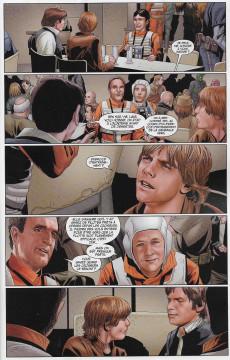 Extrait de Star Wars (Panini Comics - 2017) -11- Hiérarchisation