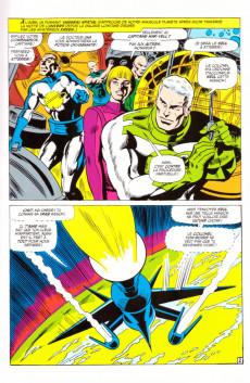 Extrait de Captain Marvel (L'intégrale) -1- L'intégrale 1967-1969