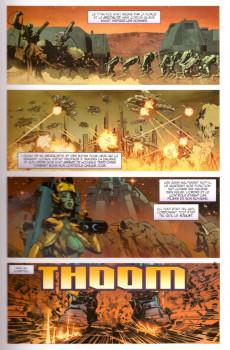 Extrait de Thanos : Le retour de Thanos -1- Le retour de Thanos