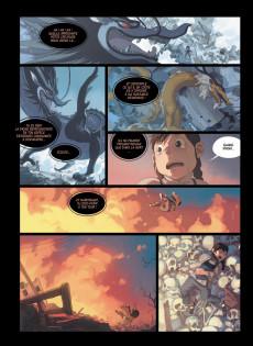 Extrait de Yin et le dragon -3- Nos dragons éphémères