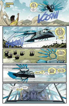 Extrait de Black Panther VS. Deadpool -4- Part Four: A Classic Marvel Team-Up (or Something)!