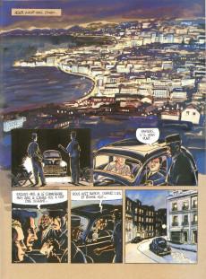 Extrait de Carnets d'Orient -7- Rue de la Bombe
