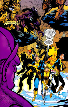 Extrait de New Mutants (The): Truth or Death -1- Truth or death