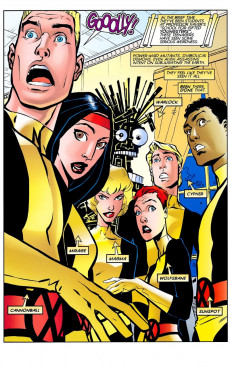 Extrait de New Mutants (The): Truth or Death -2- Family matters