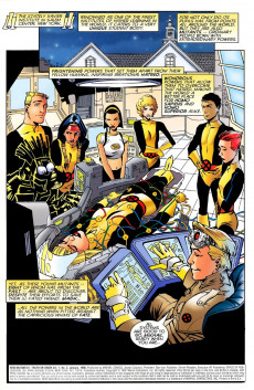 Extrait de New Mutants (The): Truth or Death -3- Letting go