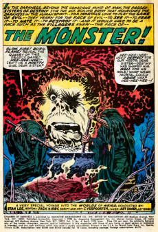 Extrait de Chamber of Darkness (Marvel - 1969) -4- Chamber of Darkness #4