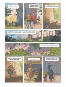 Extrait de Nymphéas noirs - Tome TT