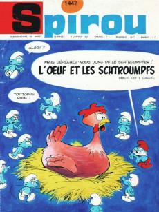 Extrait de (Recueil) Spirou (Album du journal) -100'- Spirou album du journal