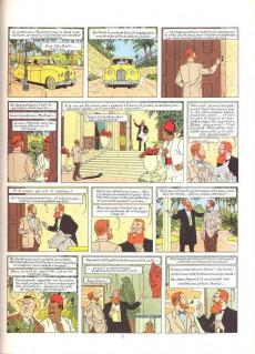 Extrait de Blake et Mortimer (Historique) -4b77'- Le mystère de la grande pyramide - 2e partie