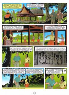 Extrait de Allan Mac Bride -6- Les ombres de Ta Keo