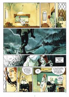 Extrait de Le troisième Testament -4a2007- Jean ou le jour du Corbeau