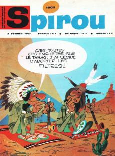 Extrait de (Recueil) Spirou (Album du journal) -104'- Spirou album du journal