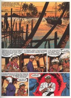 Extrait de Bernard Prince -6b1981- La loi de l'ouragan