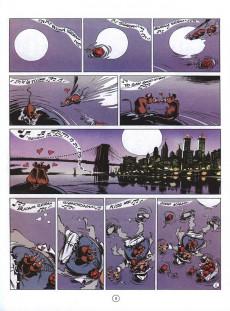 Extrait de Spirou et Fantasio -45a1998- Luna fatale