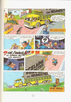 Extrait de Les petits hommes -1b1987- L'exode