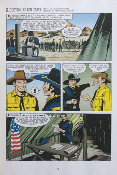 Extrait de Tex (70 anni di un mito) -59- Il destine di un capo