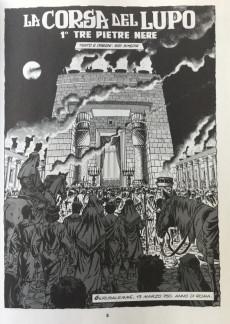Extrait de Le storie -76- La corsa del lupo