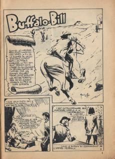 Extrait de Buffalo Bill (Éditions Mondiales) -10- Buffalo Bill