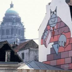 Extrait de (DOC) Études et essais divers -7- Bruxelles dans la BD - La BD dans Bruxelles - Itinéraire découverte