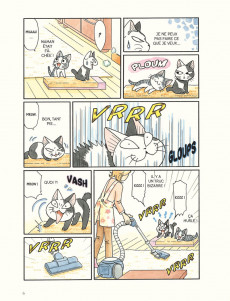 Extrait de Chi - Une vie de chat (grand format) -19- Tome 19