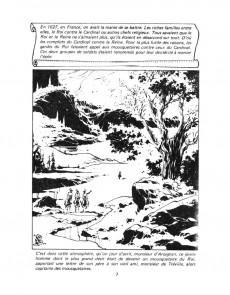 Extrait de Classiques illustrés (Éditions Héritage) -1- Les trois mousquetaires